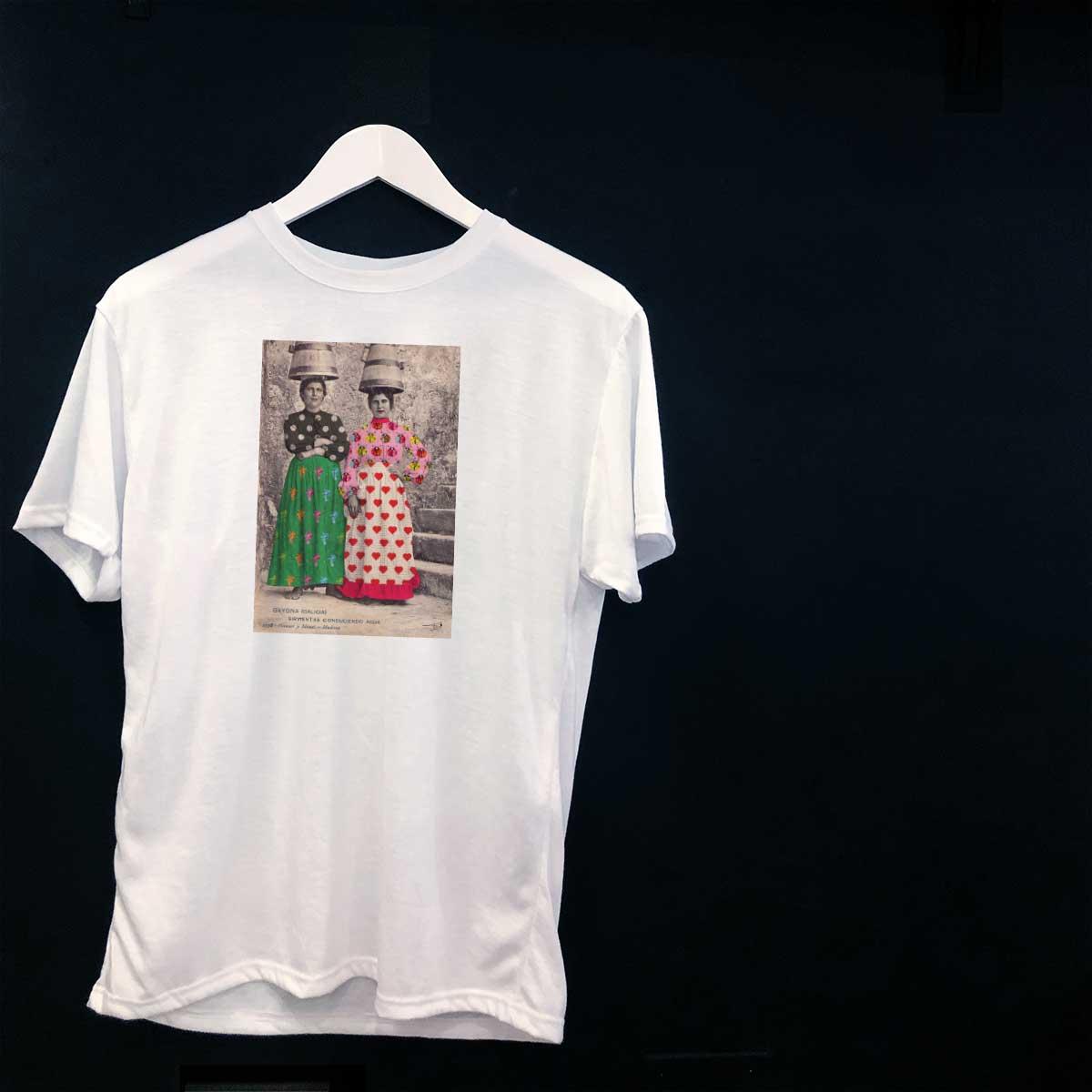 SerIgrafia Baiona camiseta online camista personalizada mariñeiros Baiona souvenirs creativos singulares orignales exclusivos Bayprints Baiona
