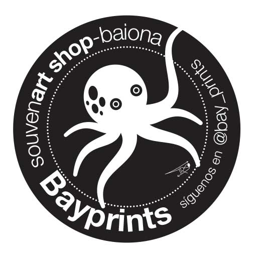 bayprints souvenirs creativos originales exclusivos baiona