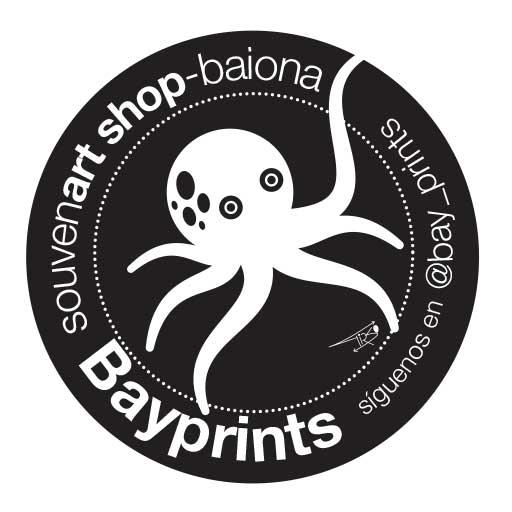 bayprints souvenirs creativos originales exclusivos baiona