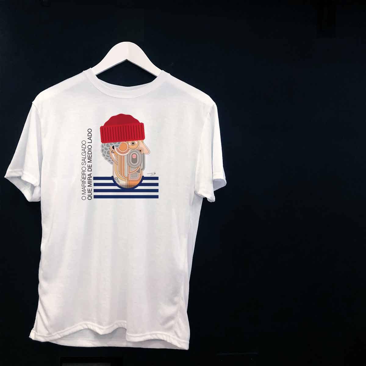 camisetas baiona tienda souvenirs camisetas regalos baiona tienda souvenirs creativos singulares diseños propios de Tirso Sanchez Otaegui tienda camisetas online bayprints camisetas