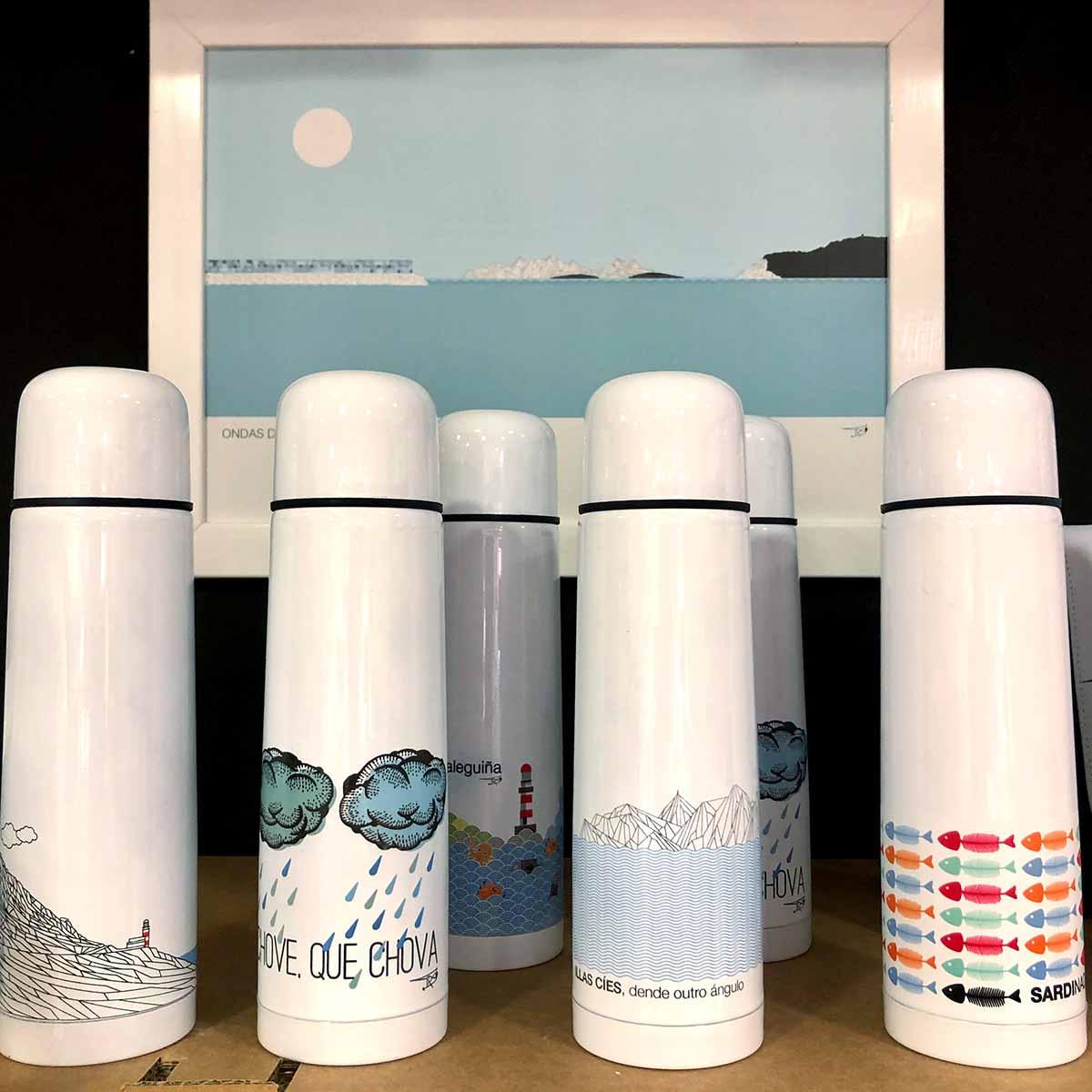 bayprints souvenart shop souvenirs originales creativos exclusivos en Baiona